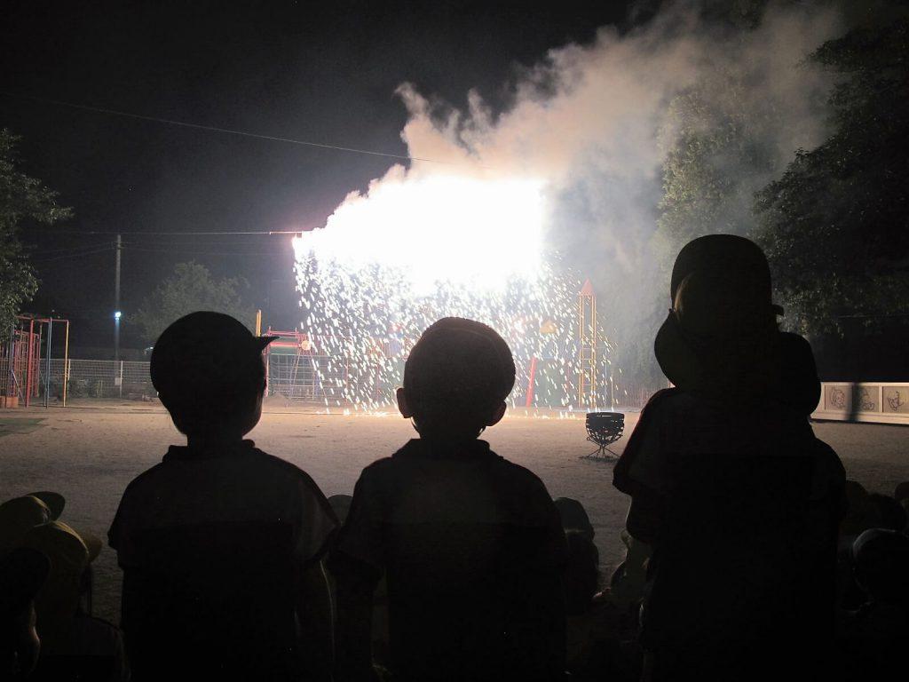 平成29年かがり火